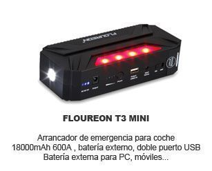 Oferta Floureon T3 mini salto